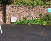 Castleview parking 001
